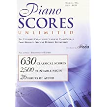 IPE Piano Scores Unlimited (Win/MAC)