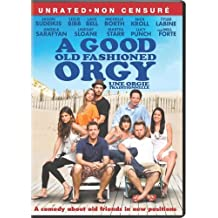 A Good Old Fashioned Orgy (Unrated) Bilingual