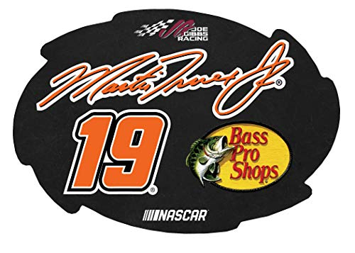 (R and R Imports, Inc Martin Truex Jr Number 19 5x6 Inch Swirl Magnet)