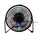 6inch Counter LED Programmable DIY Messages Cooling Fan (MRF-002)