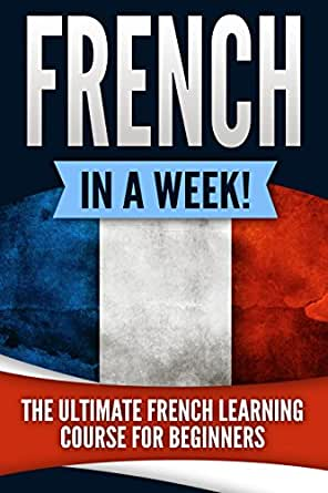 how to learn french in a week