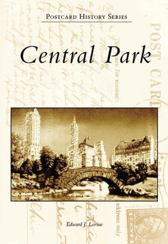 (Central Park (Postcard History: New)