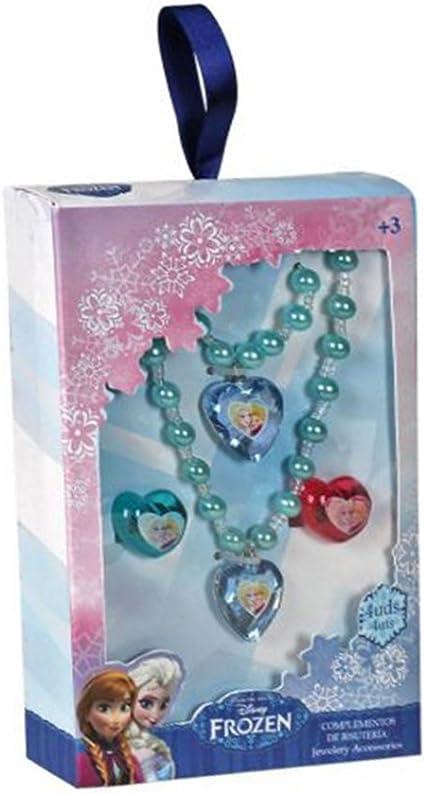 Frozen - Caja set joyeria glamour de frozen: Amazon.es: Hogar