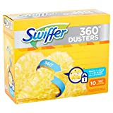 Swiffer 360 Dusters Refills, 10 Count Duster Refill (Pack of 6)