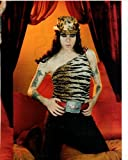 Bif Naked Clipping Magazine photo 1pg 8x10 orig M8257