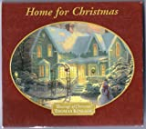 """HOME FOR CHRISTMAS""---THOMAS KINKADE --BLESSINGS OF CHRISTMAS--CD"