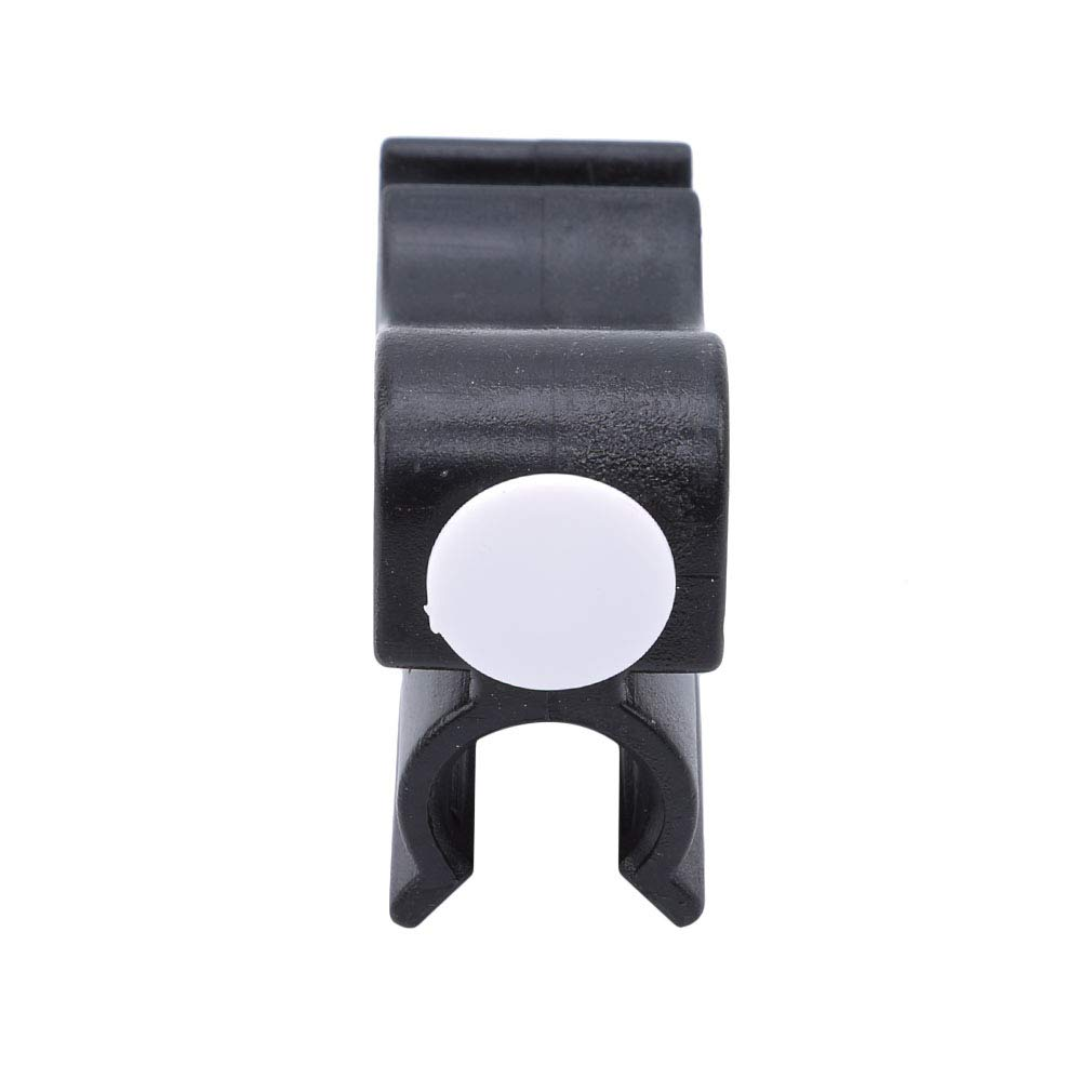 MOONQING Golf Bag Clip Golf Putter Clip Golf Bag Clip Push Rod Grip External Bracket Golf Bag Clip