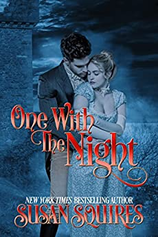 One With the Night (The Companion Book 4) by [Squires, Susan]
