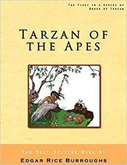 Book Tarzan of the Apes