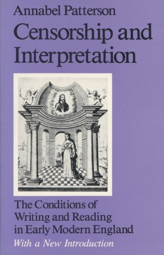 Censorship and Interpretation