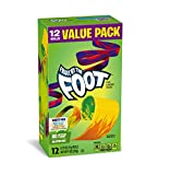 berry tie dye fruit by the foot - Betty Crocker Fruit By The Foot Variety Pack of Berry Tie-Dye and Color by the Foot Value Pack 12 - 0.75 oz Rolls