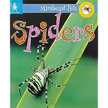 Spiders (Minibeast Pets)