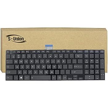 NEW Toshiba Satellite C850 C850//02D C850-P5010 c850-10C C850D series us keyboard