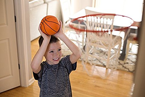 """5"""" Mini Rubber Basketball Indoor/Outdoor Use. Makes Great Party Favor! by PlayTime"""