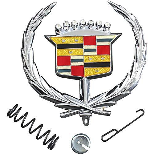 - RestoParts CE08401 Hood Ornament Emblem