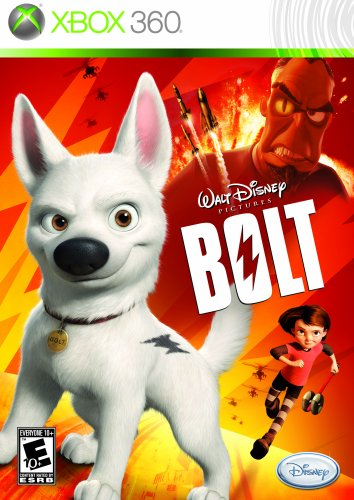Disney's Bolt - Xbox 360 (Games Disney 360 Xbox)