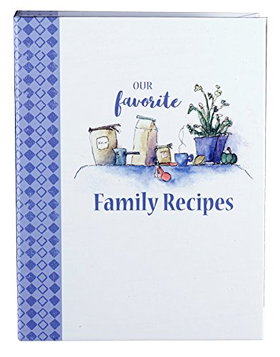 Meadowsweet Kitchens Favorite Family Recipes Journal, Grandma's Kitchen design ()