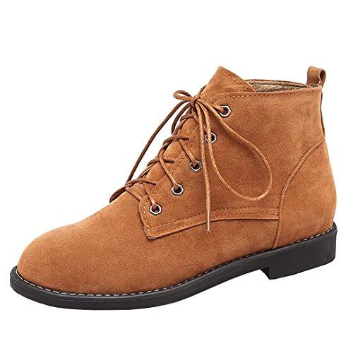 Aiyoumei Aiyoumei Boot Aiyoumei Klassisk Klassisk Brown Brown Boot Boot Aiyoumei Klassisk Brown Klassisk Aiyoumei Boot Brown qAHqa867