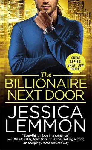 The Billionaire Next Door (Billionaire Bad Boys)