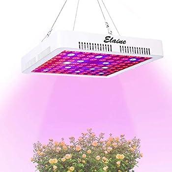 Amazon.com: GROWNEER 300W LED Bombillas de Crecimiento Panel ...