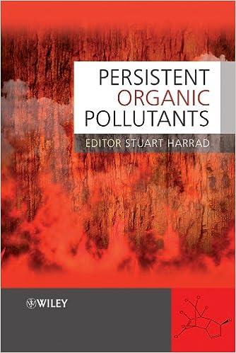 Persistent Organic Pollutants: Amazon co uk: Stuart Harrad