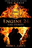 img - for Engine 24: Fire Stories Books 1, 2, and 3 book / textbook / text book