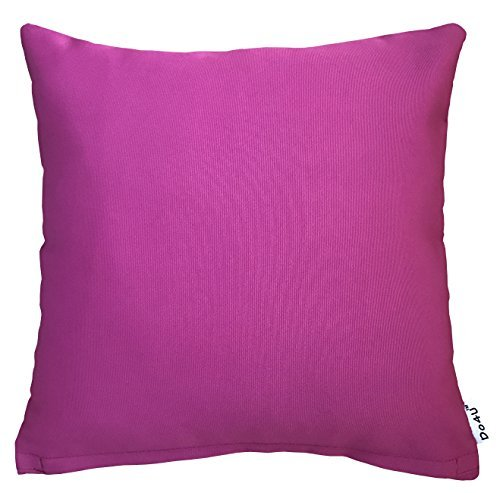 Do4U Home Decorative Waterproof Throw Pillow Cover Cushion C