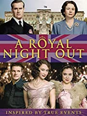 A Royal Night Out (STREAMING) av Sarah Gadon
