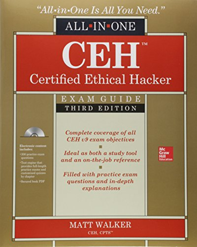 #5. CEH Certified Ethical Hacker Bundle, Third Edition (All-In-One)