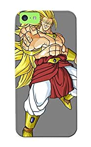 Graceyou Premium Protective Hard Case For Iphone 5/5s- Nice Design - Broly