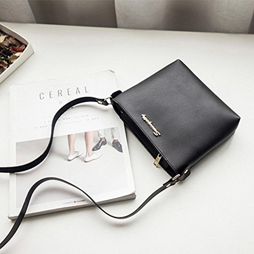 Bag Coin Bag Bag Women Crossbody Shoulder Black Fashion Clearance Bag Phone Purse Messenger aAvBw0pqx