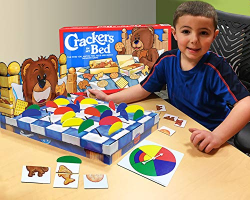 Crackers in My Bed Winning Moves 1218