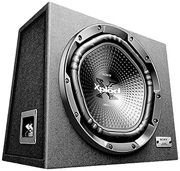 """Sony XS-NW1202E - Subwoofer de 12"""" (potencia de 1800W pico y 420W"""