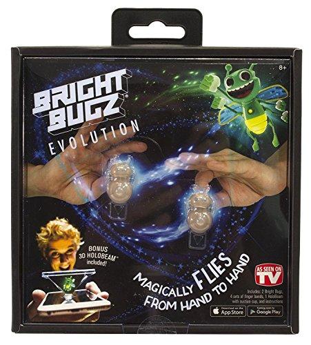 Bright Bugz - Magical Glow in The Dark Light Sticks, Blue ()