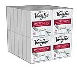 Vanity Fair Impressions Dinner Napkins, 960 Count Paper Napkins (24 Packs of 40 Napkins)