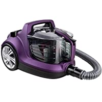 Fakir Veyron Turbo XL Toz Torbasız Süpürge, 750 W, 2 Litre, Plastik, Mor