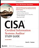 CISA Certified Information Systems Auditor Study Guide, David L. Cannon, 0470231521