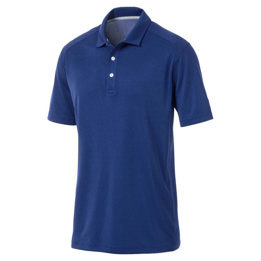 プーマ エッセンシャル パウンス 半袖ポロシャツ B0785WZYD9 Medium|Sodalite Blue Sodalite Blue Medium