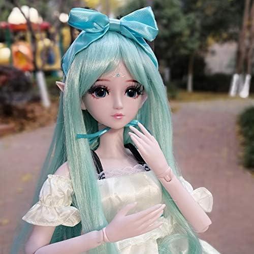 """1/3 BJD SD poupée Esprit Demon Girl 24 """"60cm 19 poupées articulées jouet cadeau Saint-Valentin"""