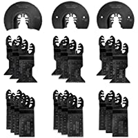 WORKPRO 23-piece Oscillating Saw Blades Set for Quick...