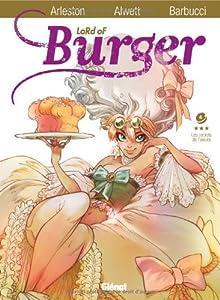 """Afficher """"Lord of burger n° 4<br /> Les secrets de l'aïeule"""""""