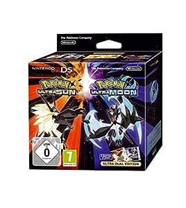 3DS Pokémon Ultrasol y Ultraluna Edición Ultra Dual