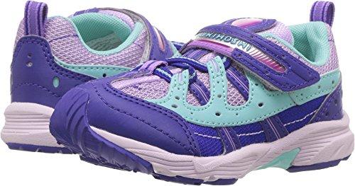 Purple Tsukihoshi Speed Sneaker Toddler Kid Kids Girl's Little Mint 4wxHYrwRqE