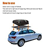 Life-Mate Car Roof Cargo Bag Protective Mat for