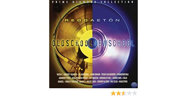 Various Artists - Reggaeton Old School / New School [2 CD/DVD Combo] - Amazon.com Music