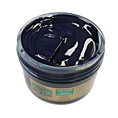 - Moneysworth & Best Shoe Cream, 50ml, Navy Blue