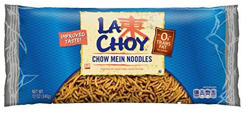 La Choy Chow Mein Noodles, 12 Ounce Bag, 12 Pack by La Choy