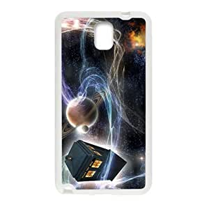 Happy Doctor who Phone Case for Samsung Galaxy Note3