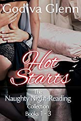Hot Starts - Books 1-3 of the Naughty Night-Reading Collection