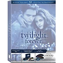 Twilight Forever: The Complete Saga Box Set [Blu-ray] by Summit Entertainment